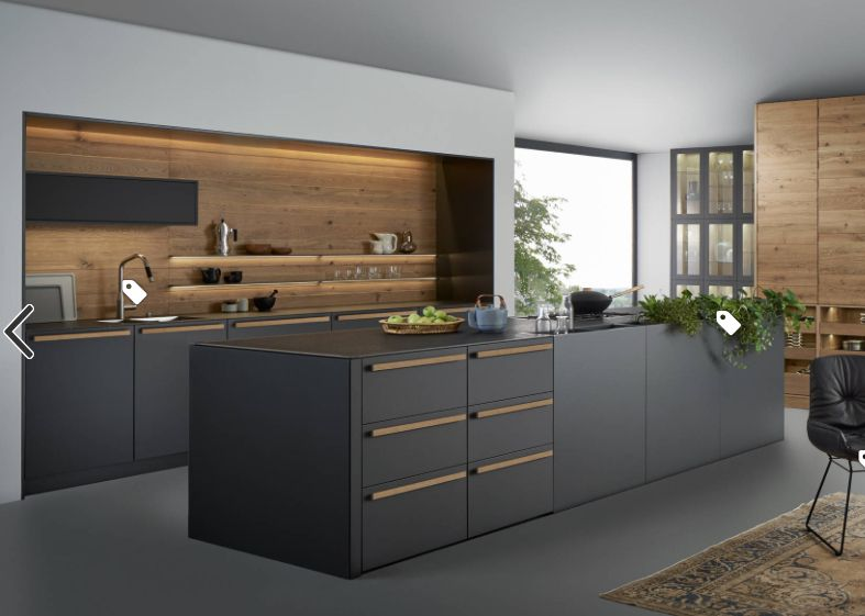 Best Matte Grey Palette With Warm Wood Tones Nice Combo In 400 x 300