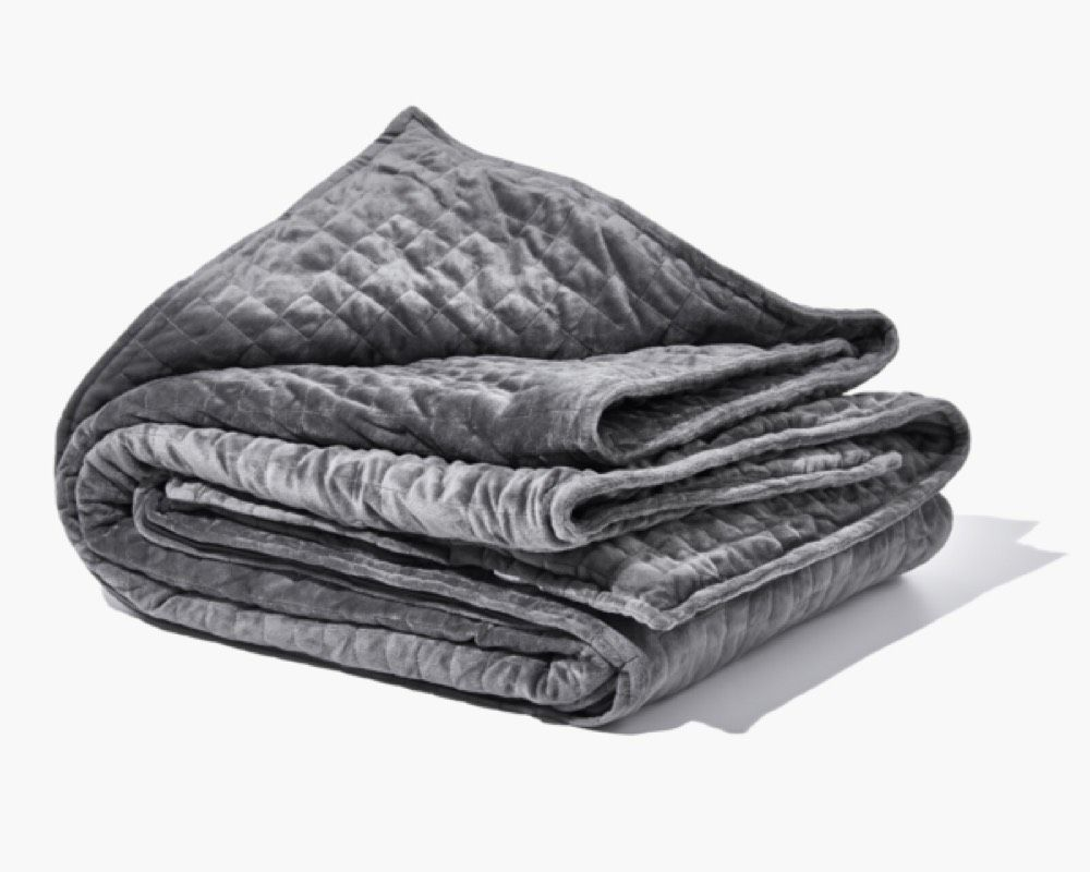 Gravity Blanket Great Gift Idea Added On Gyftedapp Added As A Father S Day Gift Idea Check Out Gyfted App On The Gravity Blanket Weighted Blanket Blanket