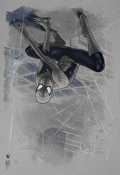 NYCC Spider-man