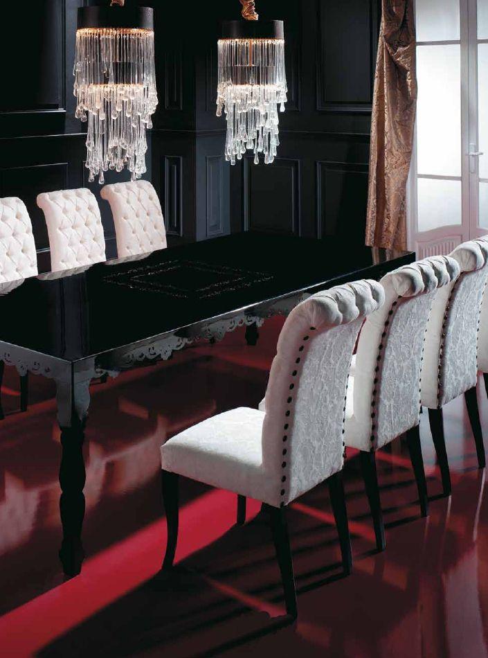 Sillas tapizadas capiton villalba interiorismo home for Sillas capitone modernas