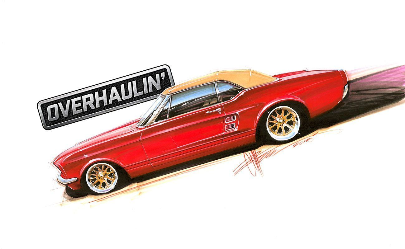 Overhaulin'41 Chip Foose Official Home of Foose