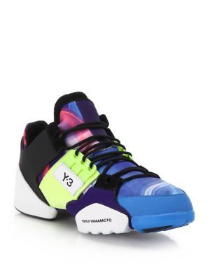 free shipping de091 b6b0c Y-3 Kanja Sneakers. y-3 cloth sneakers