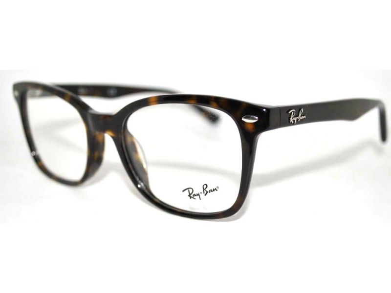 5e24b09879ec1 Ray Ban RB5285F Brown Eyeglasses for Women 45 degrees https   tumblr.com