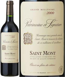 Patrimoine et Signature Saint Mont 2000|France