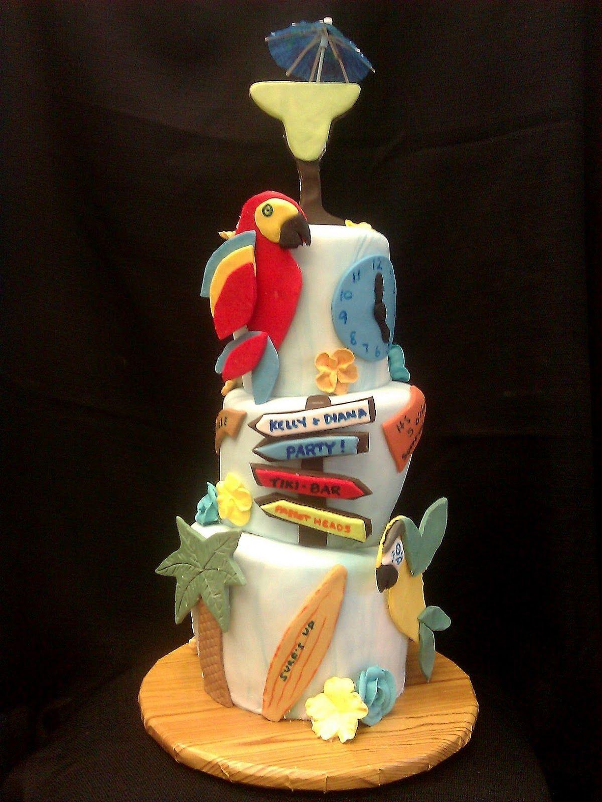 key west wedding cakes
