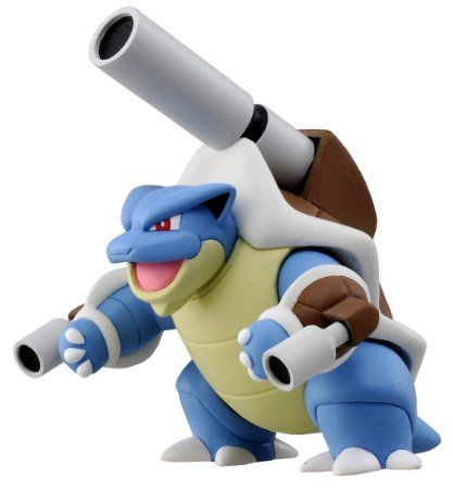 Takara Tomy Pokemon Monster Collection Sp 17 Mega Tortank