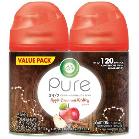 Household Essentials Fall Scents Pure Products Air Freshener
