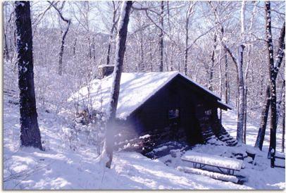 Devils Lake State Park Cabins | Devilu0027s Den State Park In West Fork Arkansas
