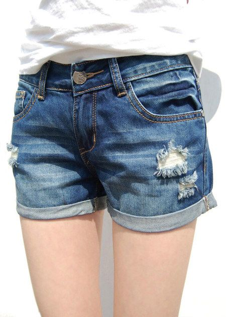 denim shorts #fashion shorts #jean #shorts #women's jean shorts #women shorts #women's clothes