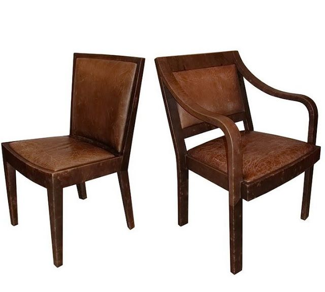 Explore Leather Dining Chairs And More