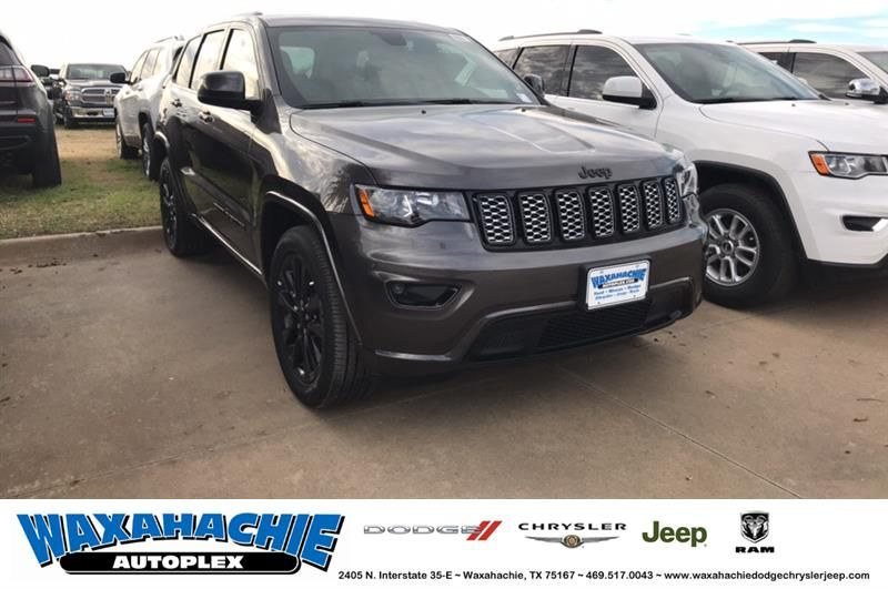 2019 Jeep Grand Cherokee Altitude 4x2 Granite Crystal Metallic Paint Black Leather Seats With Suede Inserts 3 6l V6 Jeep Gra Chrysler Jeep Waxahachie Jeep
