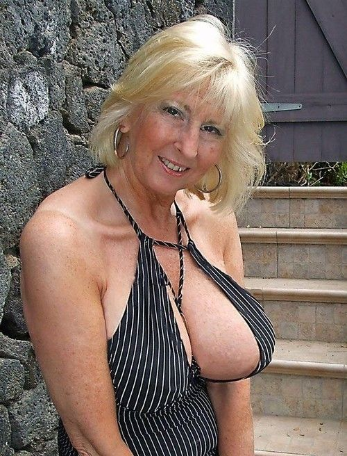 Mature down blouse pics
