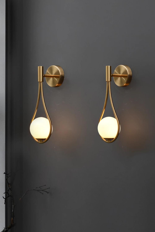 Inspiration Lampe de Mur  Bedroom light fixtures, Wall lamp
