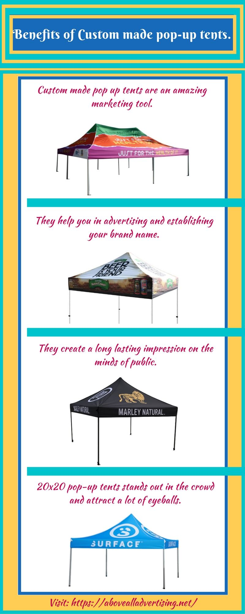 A 20 x 20 pop up tent or a custom made tents are an amazing tool  sc 1 st  Pinterest & A 20 x 20 pop up tent or a custom made tents are an amazing tool ...
