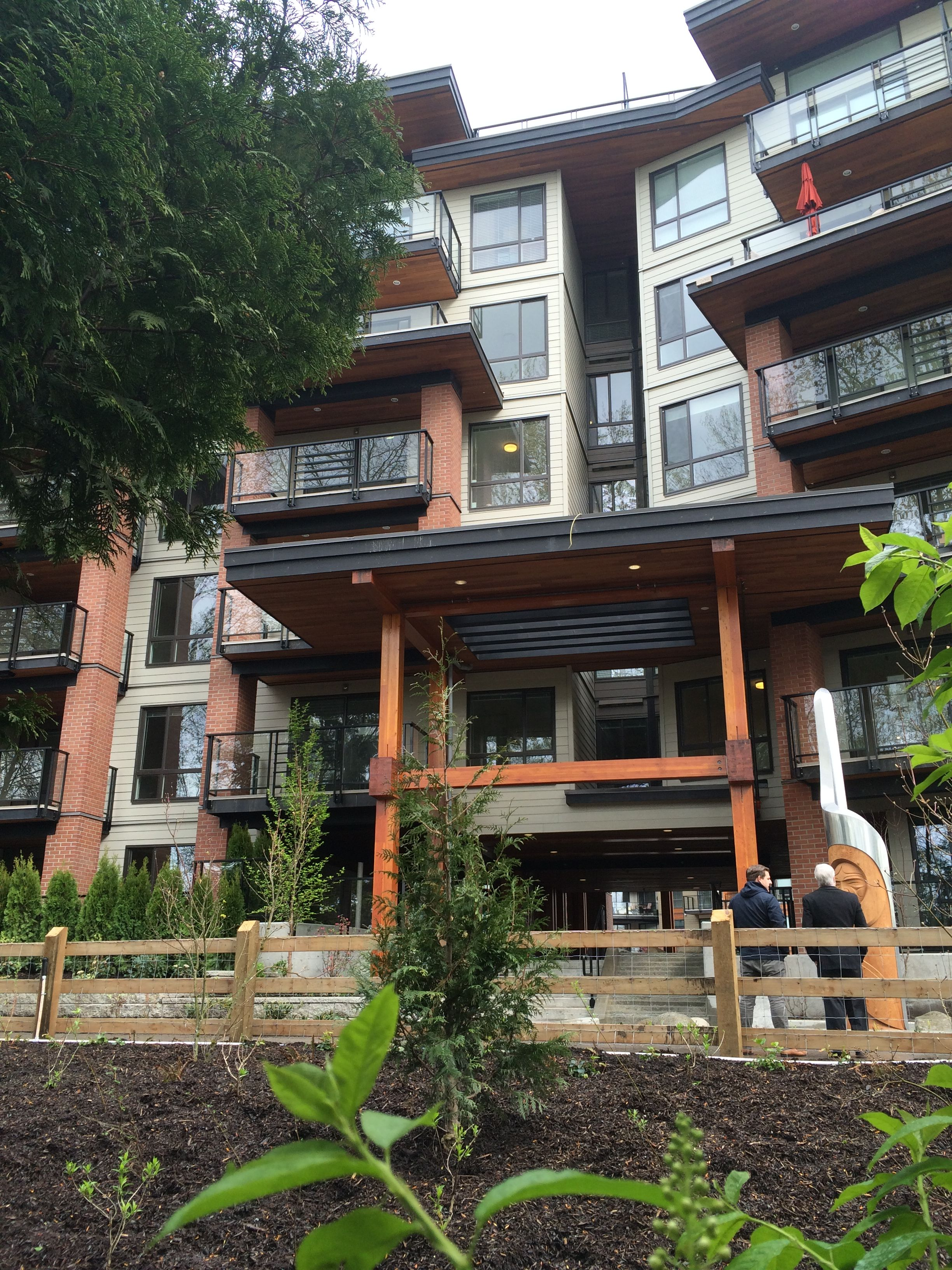 Vintage South Granville condo reimagined in dramatic