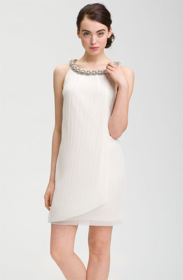 vestidos de chifon asimetricos - Buscar con Google