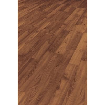 Kaindl One 8 0mm Laminate Flooring Boston Cherry 20 06 Sq Ft 37671ag Home Depot Canada With Images Flooring Home Depot Laminate Flooring