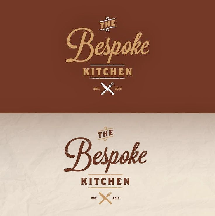 Things We Love Bespoke Kitchen Desig  Bespoke Kitchens Bespoke Delectable Kitchen Design Logo Inspiration