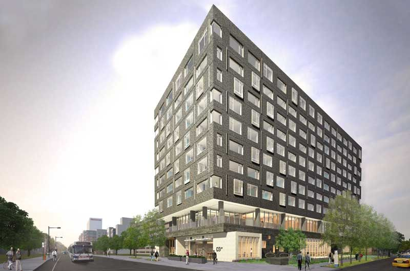 Hospitality 3 To Build The Study Hotel At University City