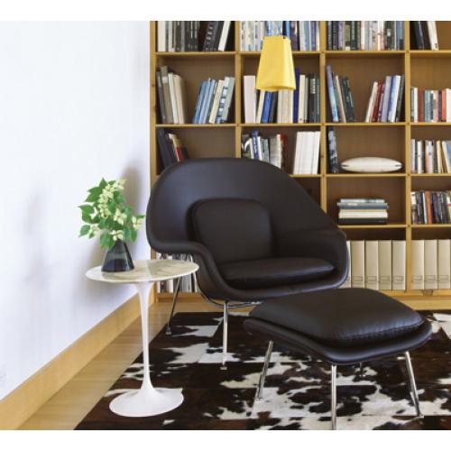Saarinen Tulip Side Table Marble Top Replica | Best Price Tulip End Table  White | Discount