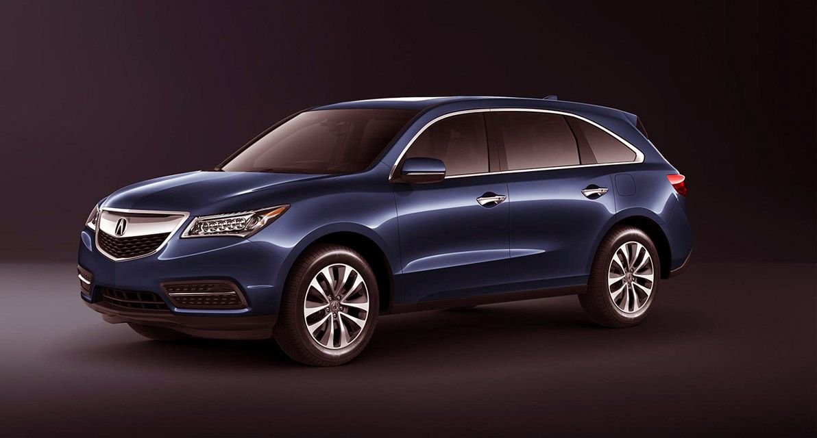 2016 Acura Mdx Changes And Release Date Future Concept Cars Acura Mdx Suv Models Acura Suv
