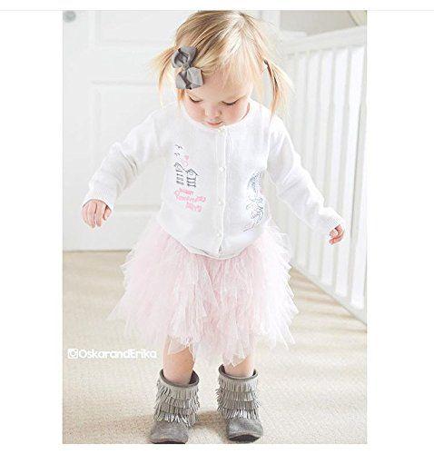 Amazon.com: De Poupee Baby Girls' Knit Cardigan Sweater: Clothing #lilax #lilaxkids #girl #knit #childfashion