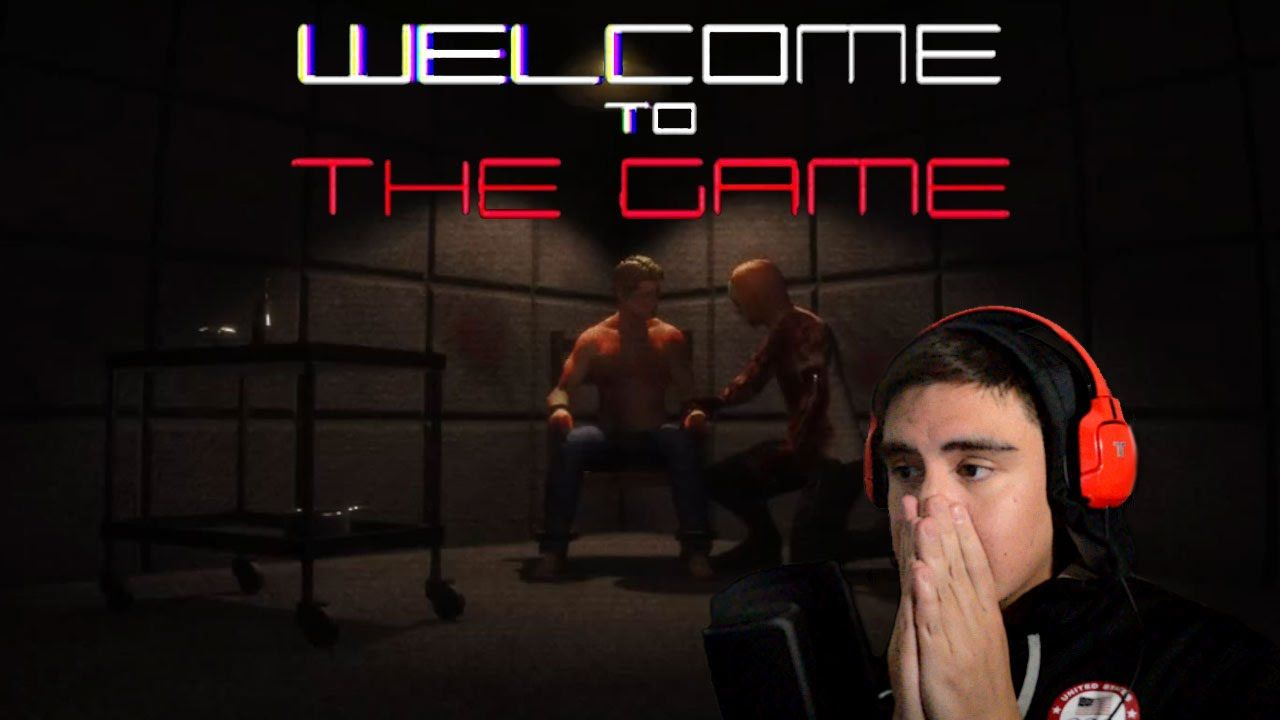 ENTER THE RED ROOM (CLUTCH ENDING!) | Welcome To The Game Ending ...