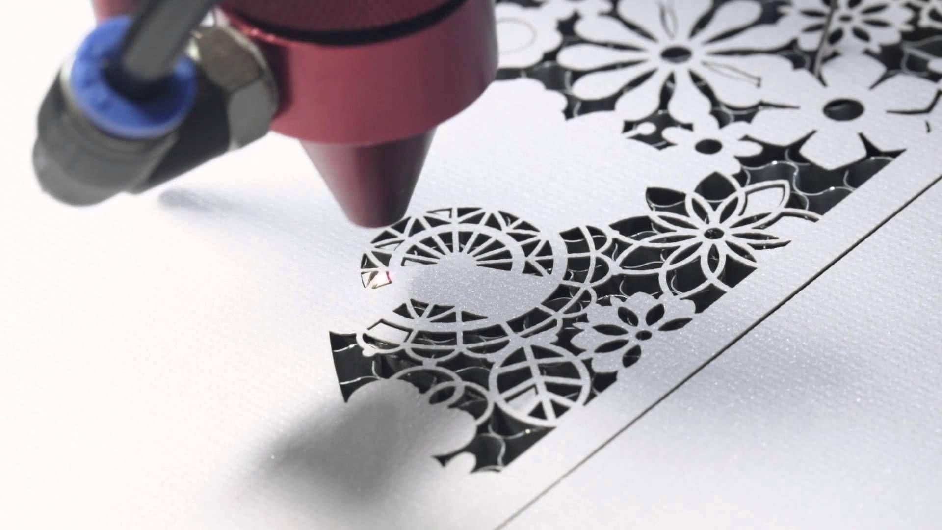 watt laser cutting paper wedding invitation promographe