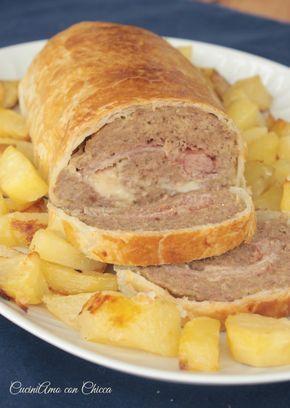 Photo of LITTLE CRUST MEAT Easy recipe