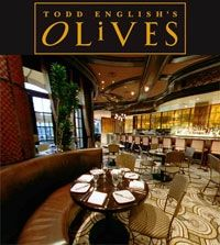 Todd English S Olives Is A Las Vegas Italian Restaurant Located Inside Bellagio Hotel The Scallops Were Excellent