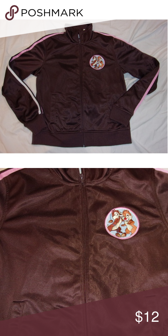 e8006396cd1 Disney Chip and Dale Jacket Disney s Chip and Dale Athletic Jacket Size  Girls Large-approximately 12-14 Very good condition Smoke Free Pet Friendly  Home ...
