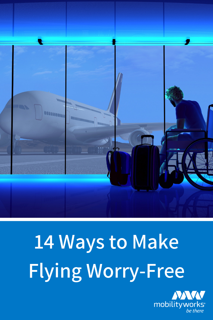 14 Ways to Make Flying More WorryFree No worries, How