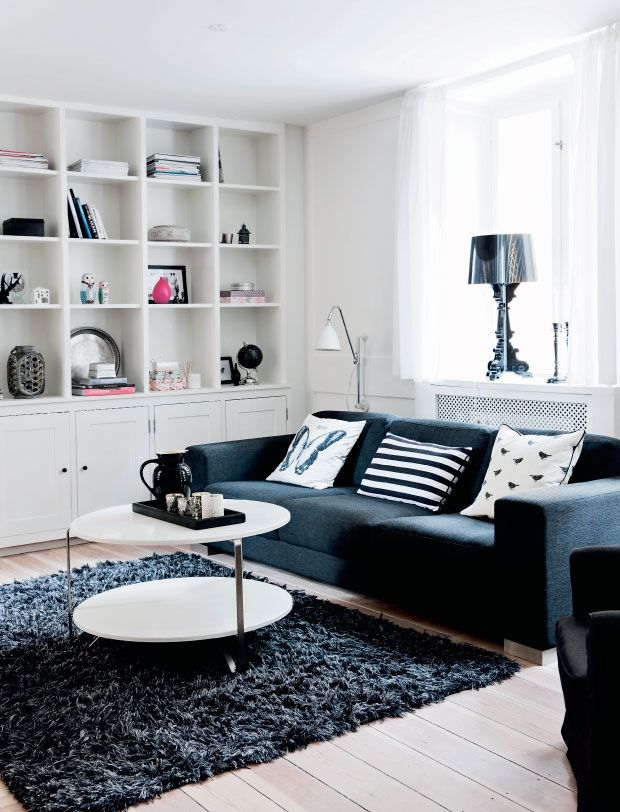 Britt Ahlefeld Engel apartment - Photo Pernille Kaalund