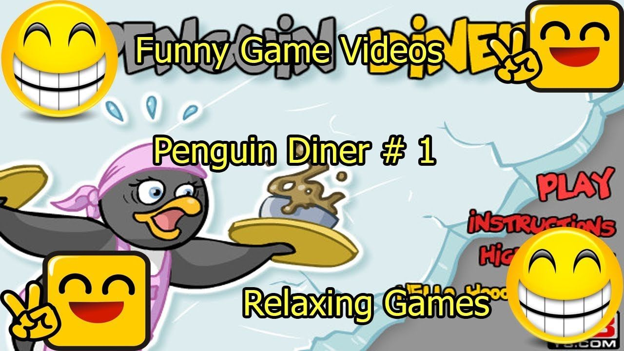 Funny Game Videos Relaxing Games Gold Miner 1