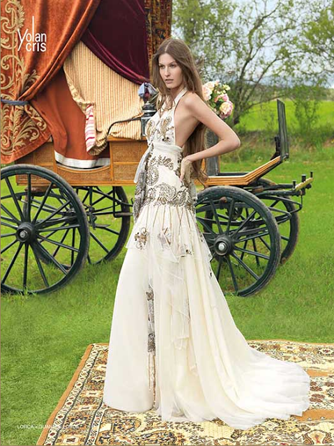 maría cielo: vestidos de novia bohemios | novias