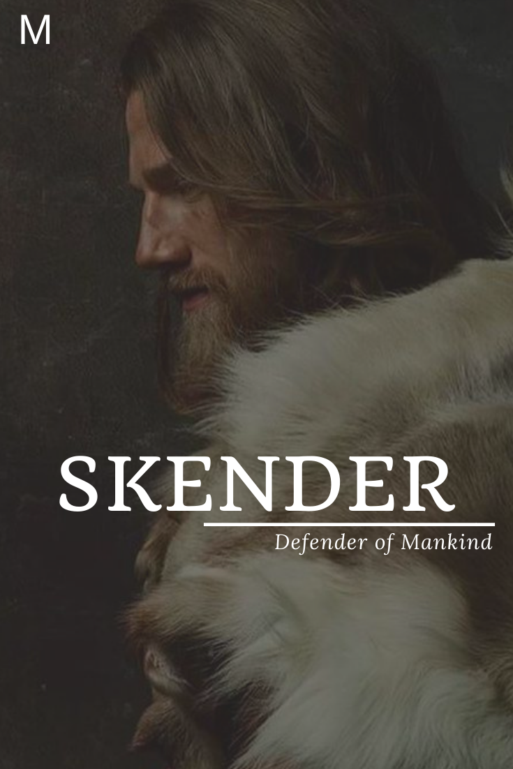 Skender Skender bedeutet Verteidiger der Menschheit #Skender #baby namen fra...