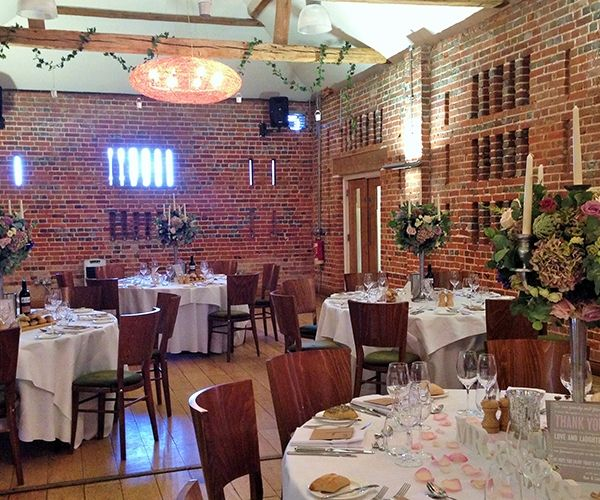 A Beautiful Barn Wedding Venue Situated In Leafy Berkshire Wasing Park Ticks All The Bo Of Truly Setting For