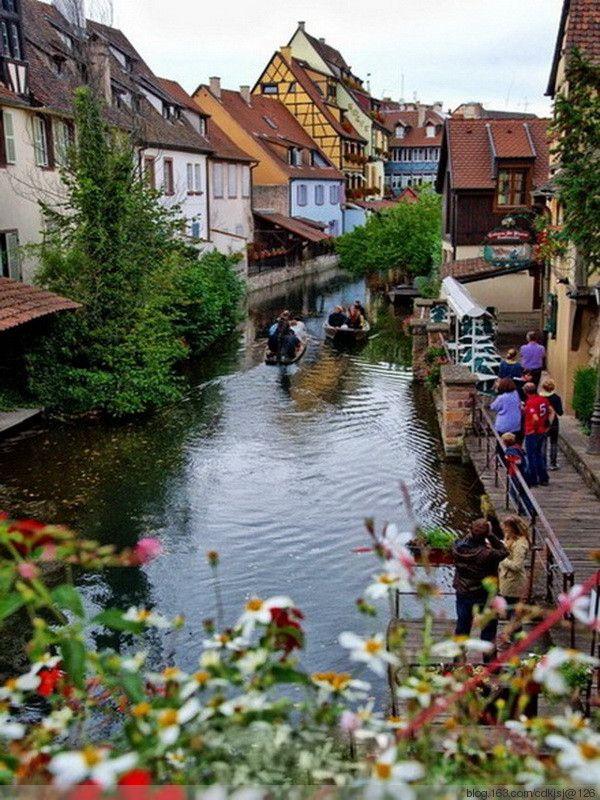 Colmar, France | La Beℓℓe ℳystère