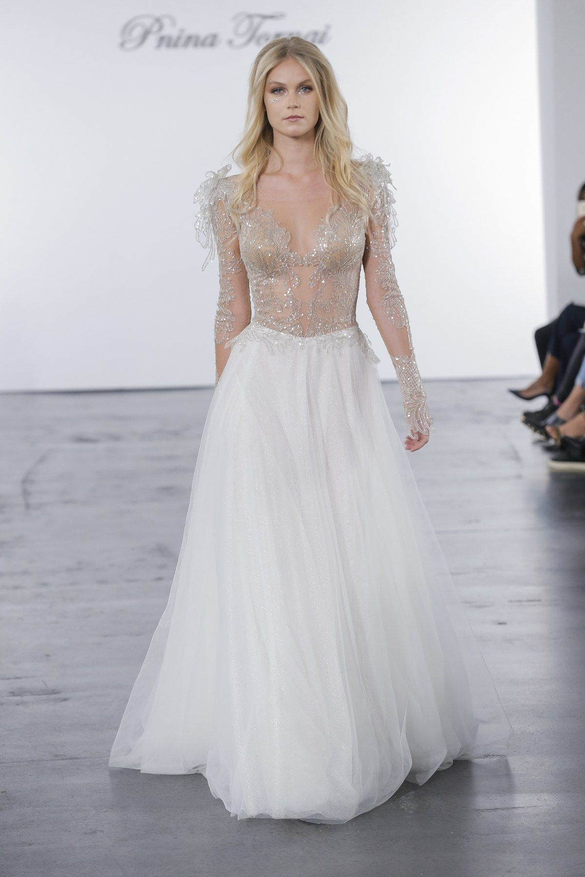 Pnina wedding dress  Wedding dress by Pnina Tornai for Kleinfeld  Wedding dresses