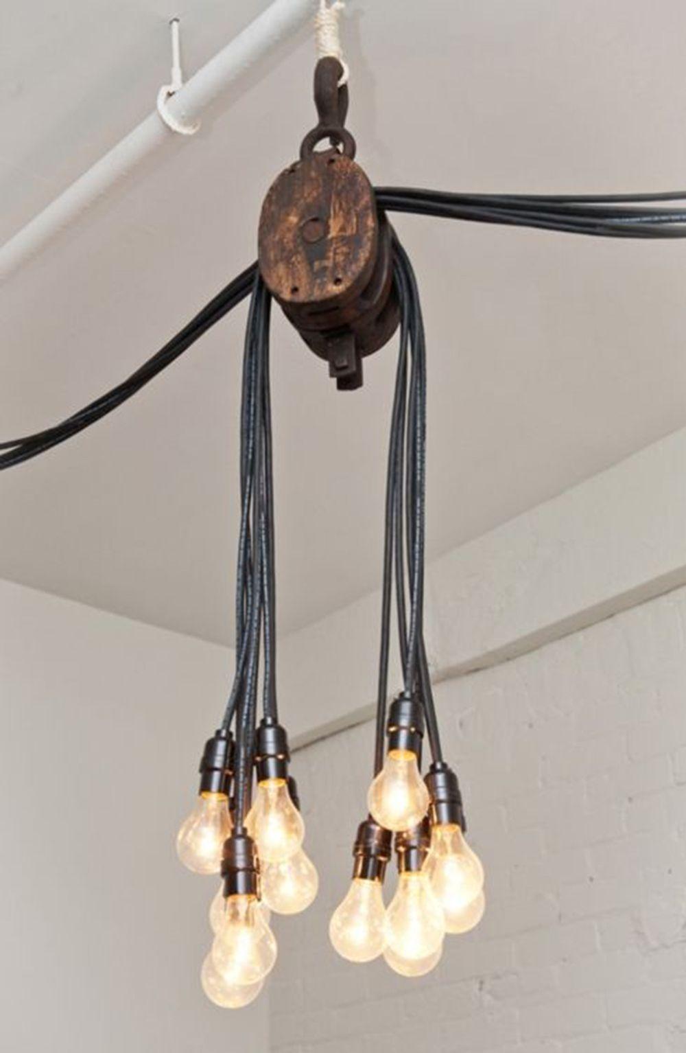Diy Deko Aus Gluhbirnen 120 Bastelideen Fur Alten Gluhbirnen Beleuchtung Fur Zuhause Beleuchtungsideen Und Lampenaufhangung