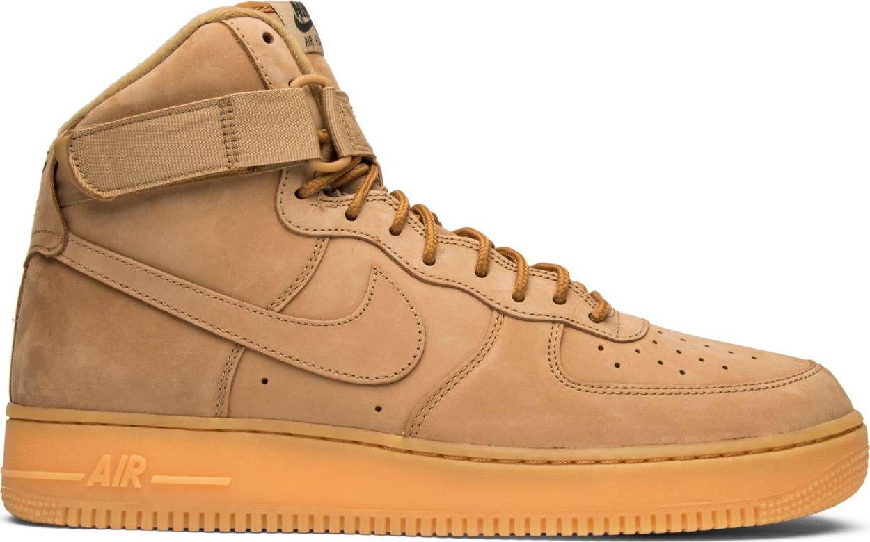 Air Force 1 High '07 LV8 WB 'Flax' | menswear in 2019 | Nike
