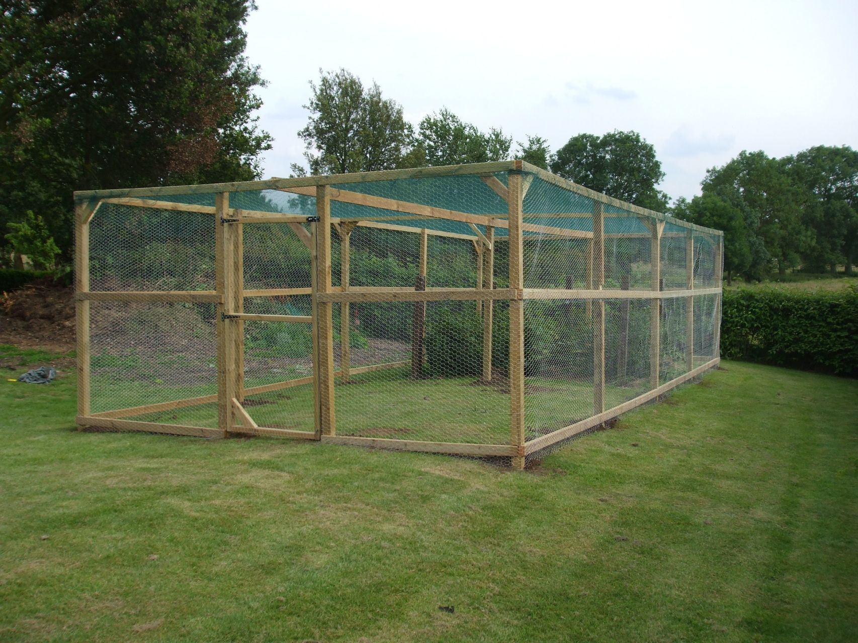 Walk In Garden Box: These Are The Best Value For Money Timber Walk In Fruit