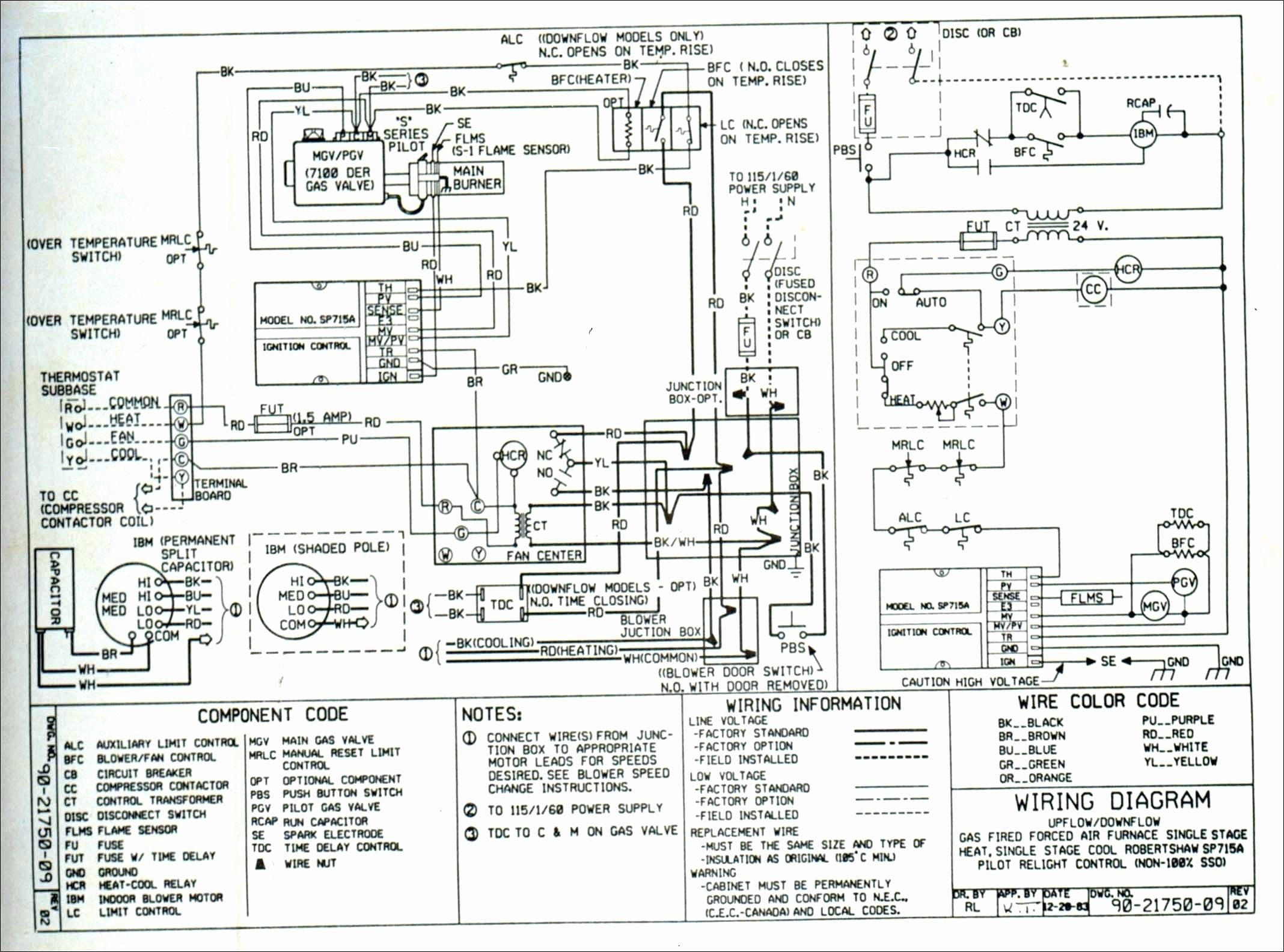 4 Pole Ats Wiring Diagram