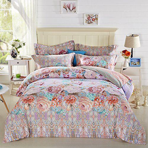 Thefit Paisley Textile Bedding For Adult U1073 Beauti Baroque Boho