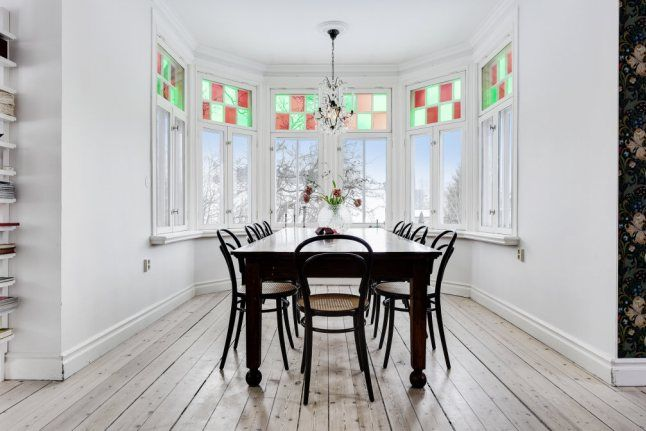 Une maison suédoise en couleur - PLANETE DECO a homes world