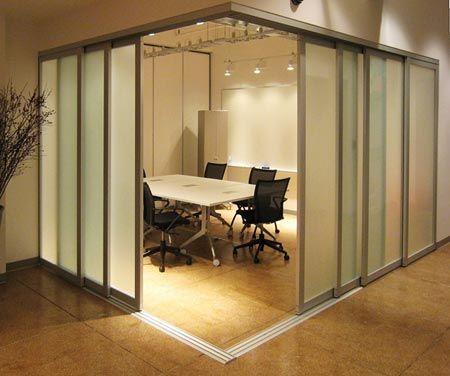 Basement bottom of stairs sliding glass doors at 90 for Basement sliding doors