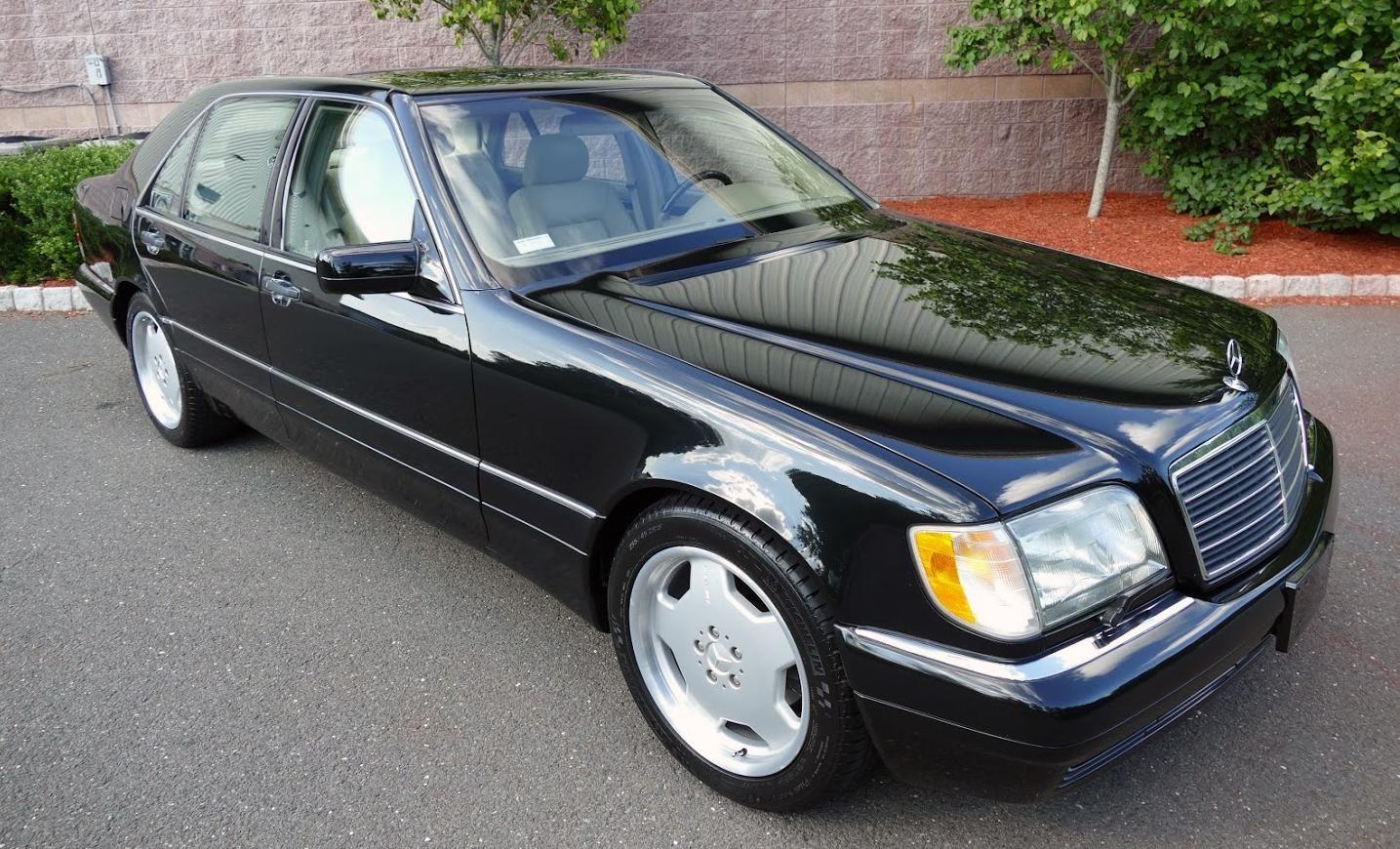 No Reserve 1999 Mercedes Benz S500 Grand Edition Benz S500 Benz Mercedes Benz Cars