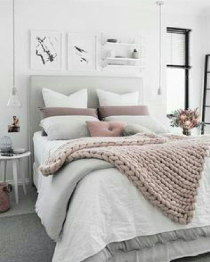 Grey And Gold Bedroom Theme