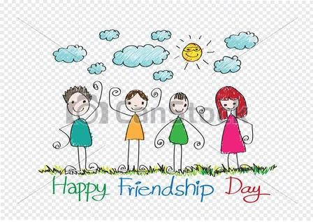 Friendship Day Clip Art Images Happy Freindship Day Happy Friendship Day Happy Friendship Friendship Day Images