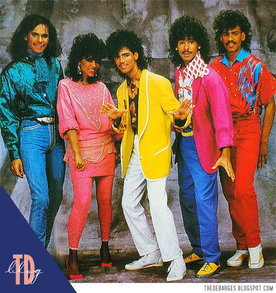 80s Funk Blogspot